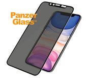 PanzerGlass CamSlider Privacy Swarovski iPhone 11 screenprotector