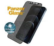 PanzerGlass CamSlider Swarovski Privacy iPhone 12 / 12 Pro screenprotector