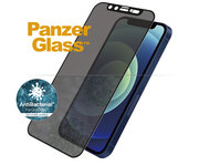 PanzerGlass CamSlider Swarovski Privacy iPhone 12 mini screenprotector