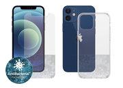 PanzerGlass iPhone 12 mini screenprotector + hoesje kit