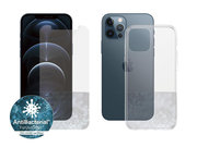 PanzerGlass iPhone 12 Pro Max screenprotector + hoesje kit