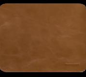 dbramante1928 Leather Desk mat muismat Tan