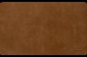 dbramante1928 Leather Desk mat Medium bureaumat Tan