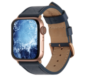 dbramante1928 Mode Apple Watch 40 mm bandje Oceaan blauw