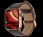 dbramante1928 Mode Apple Watch 40 mm bandje Chocolate