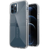 Speck Gemshell iPhone 12 Pro / iPhone 12hoesje Grip Transparant