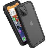 Catalyst Total Protection Waterdicht iPhone 12 hoesje Zwart