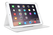 Puro Booklet case iPad Air 2 White