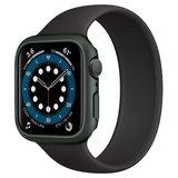 Spigen Thin Fit Apple Watch 44 mm hoesje Groen
