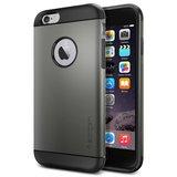 Spigen Slim Armor case iPhone 6/6S Gun Metal