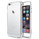 Spigen SGP Ultra Hybrid case iPhone 6 Crystal Clear