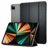 Spigen Smart FoldiPad Pro 2021 12,9 inch hoesje Zwart