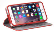 Decoded Leather Surface Wallet case iPhone 6/6S Plus Red