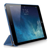 Pipetto Origami Smart iPad Air 2 hoesje Navy