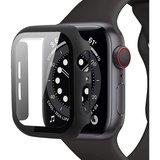 Tech Protection Full Body Apple Watch 40 mm screenprotector Zwart