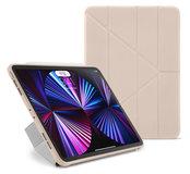 Pipetto Origami TPU iPad Pro 2021 11 inch hoesje Roze