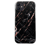 Burga Tough iPhone 12 mini hoesje Rose Gold Marble