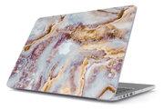 Burga MacBook Pro 13 inch 2020 hardshell Frozen Leaves