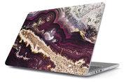 Burga MacBook Air 13 inch 2020 hardshell Purple Skies