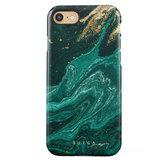 Burga Tough iPhone SE 2020 / 8 / 7 hoesje Emerald Pool