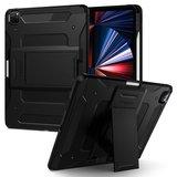 Spigen Tough Armor iPad Pro 2021 12,9 inch hoesje Zwart