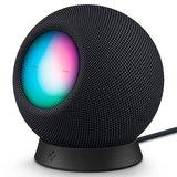 Spigen Silicone Fit HomePod Mini stand Zwart
