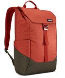 Thule Lithos 20 Liter rugzak backpack Rood