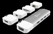 j5create USB-C UltraDrive 11 in 1 multi display dock