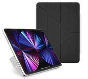 Pipetto Origami Luxe FolioiPad Pro 2021 11 inch hoesje Zwart