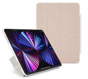 Pipetto Origami Luxe FolioiPad Pro 2021 11 inch hoesje Roze
