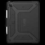 UAG MetropolisiPad Pro 2021 12,9 inch hoesje Zwart