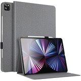 ESR Premium Slim iPad Pro 11 inch 2021 hoesje Grijs