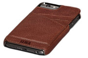 Sena Heritage Lugano Wallet case iPhone 6 Brown