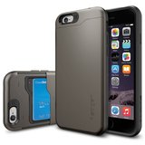 Spigen SGP Slim Armor CS case iPhone 6/6S Gun Metal