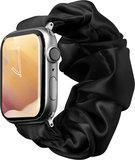 LAUT Pop Loop Apple Watch 44 mm bandje Zwart