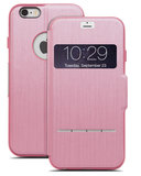 Moshi SenseCover case iPhone 6/6S Pink