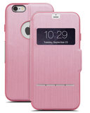 Moshi SenseCover case iPhone 6/6S Plus Pink