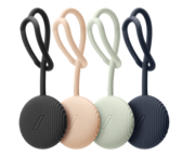 Native Union Curve AirTag loop hanger 4 pack