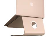 RainDesign mStand laptop standaard Goud