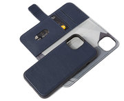 Decoded Leather 2 in 1Wallet iPhone 13 hoesje Navy