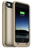 mophie Juice Pack Plus case iPhone 6/6S Gold