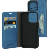 Mobiparts Classic Wallet iPhone 13 hoesje Blauw
