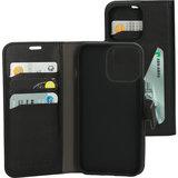 Mobiparts Classic Wallet iPhone 13 Pro hoesje Zwart