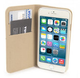 Tucano Libro Booklet case iPhone 6 Plus Ivory