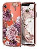 Spigen Ciel iPhone XR hoesje Rose Floral