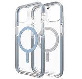 Gear4 Santa Cruz MagSafe iPhone 13 hoesje Blauw