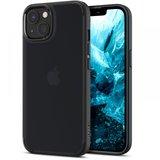 Spigen Ultra Hybrid iPhone 13 hoesje Mat Zwart