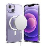Ringke Fusion MagSafe iPhone 13 hoesje Transparant