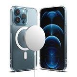 Ringke Fusion MagSafe iPhone 13 Pro hoesje Transparant