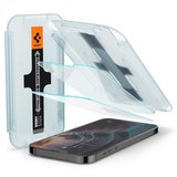 Spigen GlastR EZ Fit iPhone 13 Pro Max glazen screenprotector 2 pack